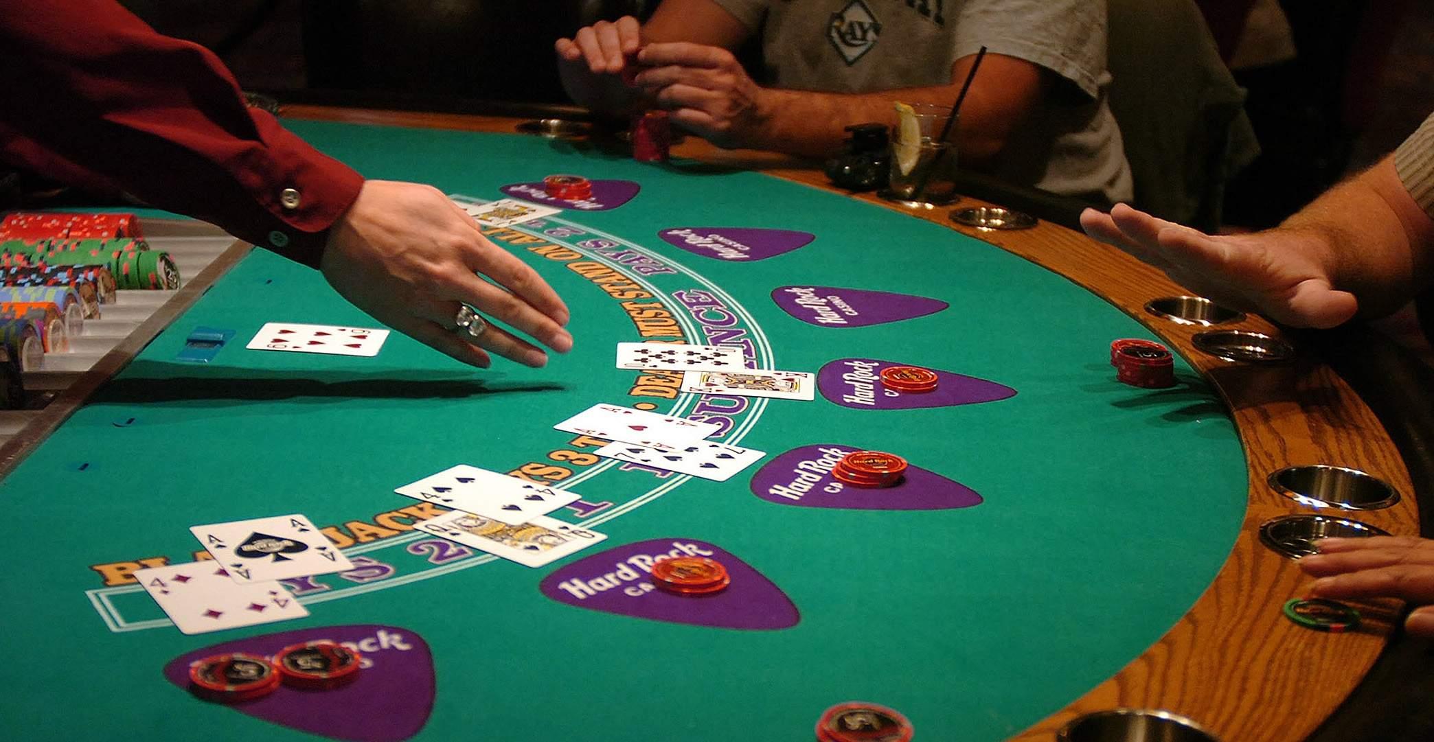 Blackjack : pour s'amuser sans se ruiner